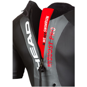 Head Swimrun MyBoost Pro Traje Triatlón Mujer, black-silver
